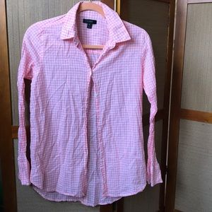 J CREW BUTTON DOWN SHIRT SIZE 8